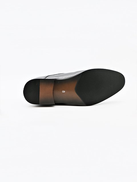 Massa Pisa Black Shoe