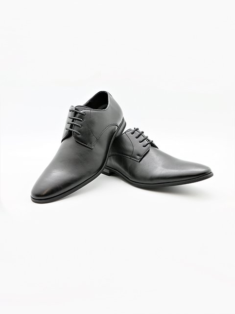 Massa Pisa Black Shoe