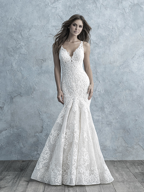 9651 Allure Bridals Designer Wedding Dress