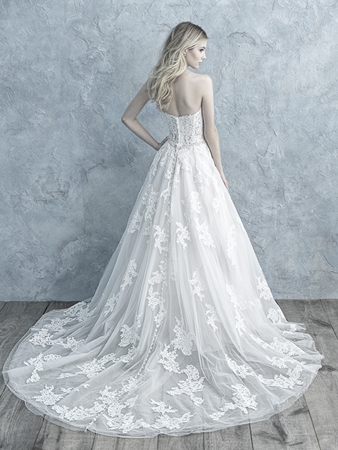 9672 Allure Bridals Wedding Dress
