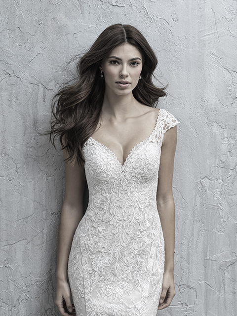 MJ551 Madison James Bridal Gown