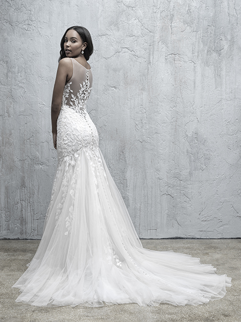 MJ559 Madison James Jersey Bridal Gown