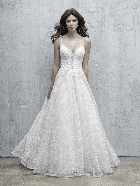 MJ564 Madison James A-Line Bridal Gown