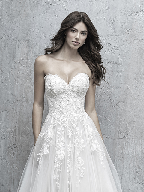 MJ566 Madison James Sweetheart Bridal Gown