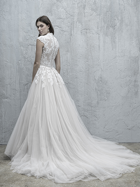 MJ574 Madison James Bridal Gown,