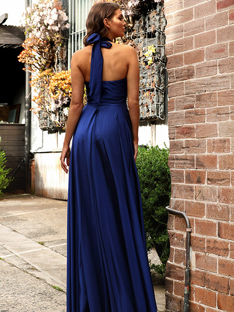 JX3068 Jadore Navy Special Occasion Gown