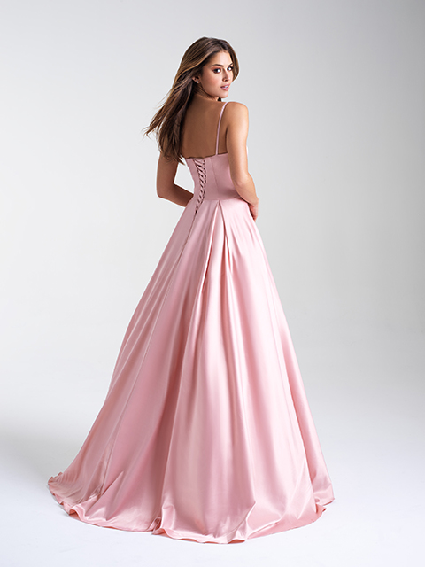 20-314 Madison James Blush Special Occasion Dress